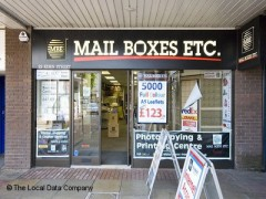 Mail Boxes Etc., exterior picture