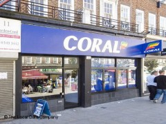 Coral, exterior picture