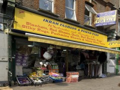 Ikram Fashion & Pound Plus, exterior picture