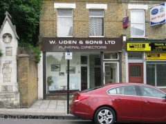 W Uden & Sons, exterior picture