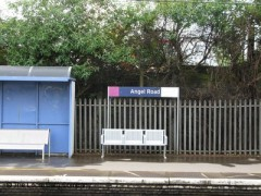 Angel Road Station image