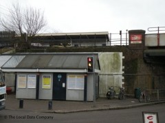 Hersham Station, exterior picture