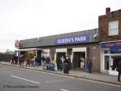 Queens Park Railway Station image
