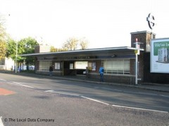 Cockfosters Station, exterior picture