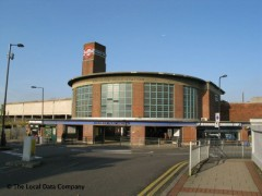 Chiswick Park Station image