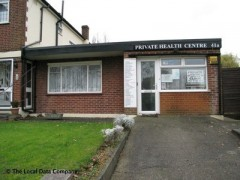 Rectory Lane Clinic, exterior picture