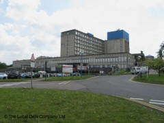 Ealing Hospital, exterior picture