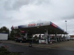 Tesco Petrol Filling Station image