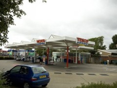 Tesco Petrol Filling Station image