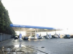 Tesco Petrol Filling Station, exterior picture
