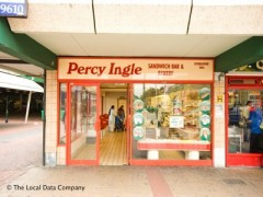 Percy Ingle, exterior picture
