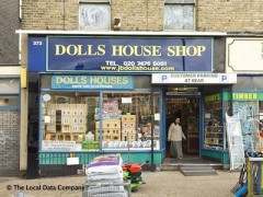 Dolls House Shop, exterior picture
