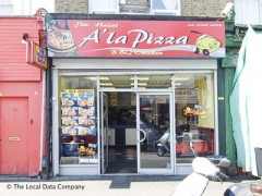 A\'la Pizza, exterior picture