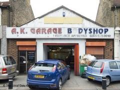 A K Garage Bodyshop image