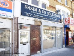 Nasim and Co Solicitors, exterior picture