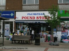Plumstead Pound Store, exterior picture