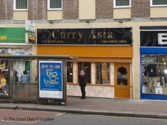 Curry Asia image