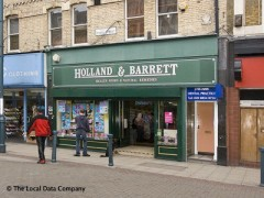 Holland & Barrett, exterior picture