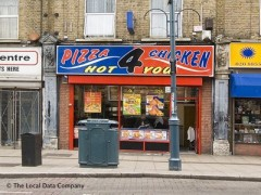 Pizza Chicken Hot 4 U 54 Hare Street London Fast Food