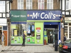 McColl\'s, exterior picture