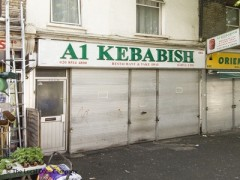 A1 Kebabish, exterior picture
