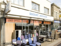 discount warehouse 715 719 romford road london furniture shops