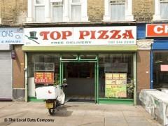 Top Pizza 811 Romford Road London Take Away Food Shops