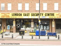 London East Security Centre, exterior picture