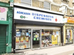 Acheason Chemists image