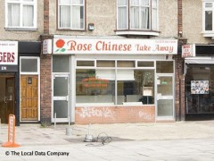 Rose Chinese, exterior picture