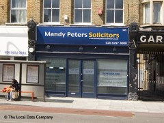 Mandy Peters, exterior picture