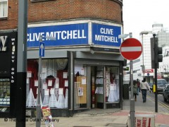 Clive Mitchell, exterior picture