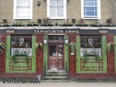 Tamworth Arms, exterior picture