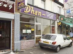Dhan Spicy Curry & Tandoori image