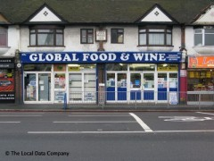 Global Food & Wine image