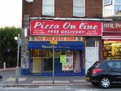 Pizza On Line, exterior picture