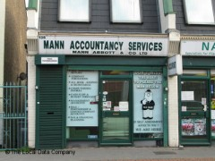 Mann Accountancy Services, exterior picture