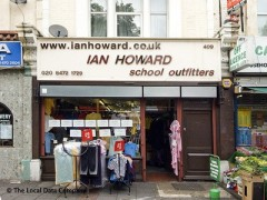 Ian Howard, exterior picture