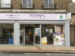 Munro Pharmacy, exterior picture