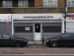 Barking Road Medical Centre, exterior picture