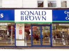 60c2cfafc6f Ronald Brown Opticians. Lea Bridge Road ...
