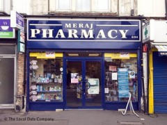 Meraj Pharmacy, exterior picture