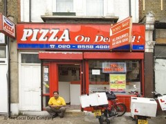 Pizza On Demand 206 Francis Road London Fast Food