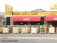 Memo Cash & Carry image