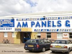 Am Panels & Paints image