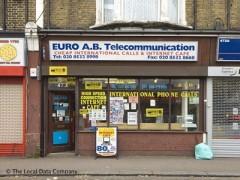 Euro A B Telecommunication image