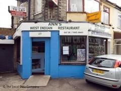 Ann's West Indian Restaurant image