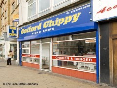 Catford Chippy, exterior picture