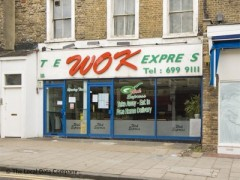Wok Express, exterior picture