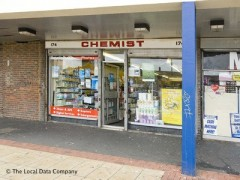 A F Browne Chemists, exterior picture